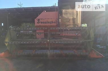 Комбайн Dronningborg 1200 1982 в Львові