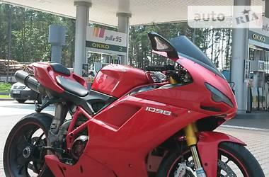 Ducati 1098  2007