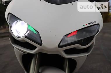Ducati 848 2011 в Знаменке
