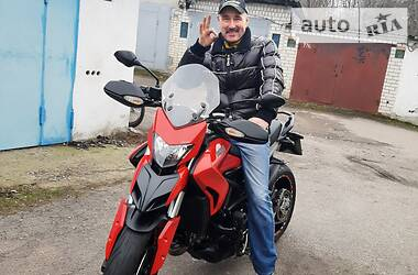 Ducati Hyperstrada 821 SP 2015 в Житомире