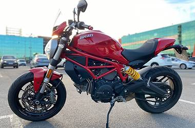 Мотоцикл Без обтікачів (Naked bike) Ducati Monster 797 2017 в Києві