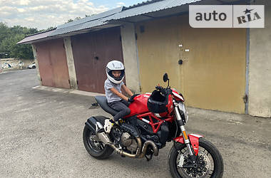 Ducati Monster 2016 в Одесі