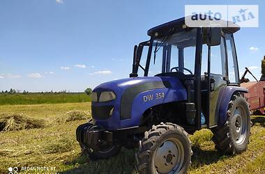 Трактор сельскохозяйственный DW 354 2011 в Олевске