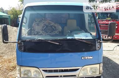 FAW 1031 2008 в Чемеровцах
