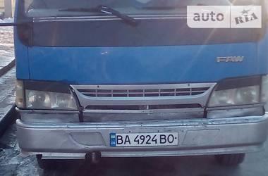 FAW 1051 2008 в Кропивницькому