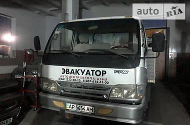 Евакуатор FAW 1061 2006 в Запоріжжі