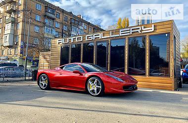 Ferrari 458 Italia 2012 в Киеве