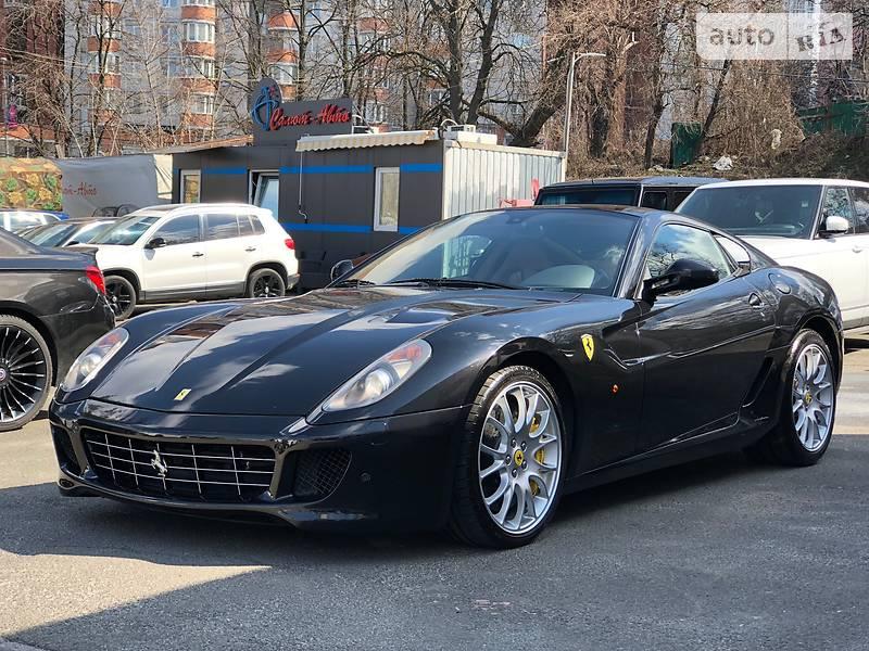 Ferrari 599 2008 року