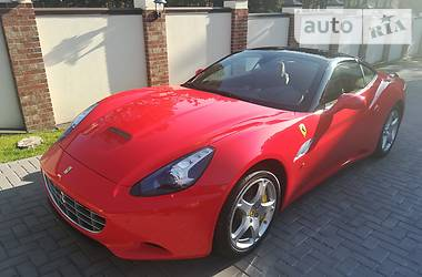 Ferrari California 2013 в Києві