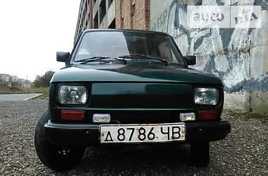 Fiat 126 1985 в Черновцах