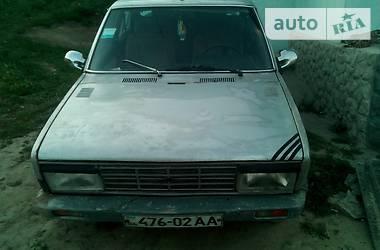 Fiat 131 1980 в Черновцах