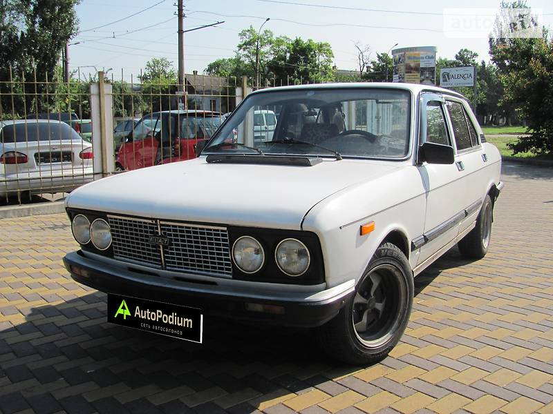 Fiat 132 2.0 Premium