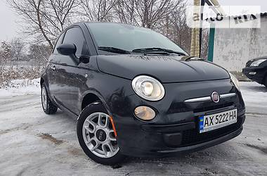 Fiat 500 2012 в Харькове