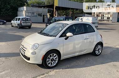 Купе Fiat 500 2017 в Херсоне