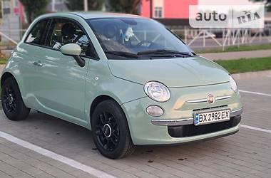 Купе Fiat 500 2015 в Хмельницком