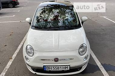 Хэтчбек Fiat 500 2012 в Одессе