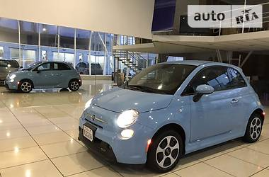 Fiat 500е ELECTRIC