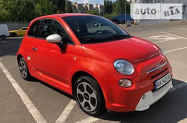 Fiat 500e 2014 в Киеве