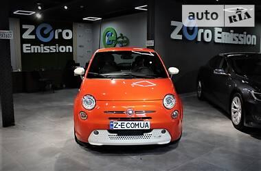 Fiat 500е 2017 в Киеве