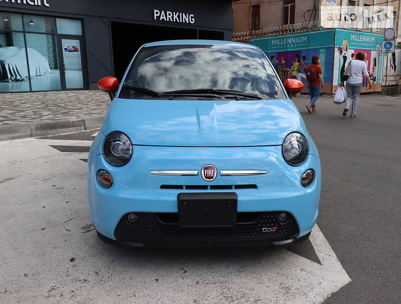 Fiat 500е 2017 в Днепре