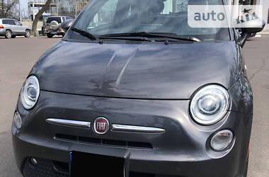 Fiat 500e 2016 в Одессе