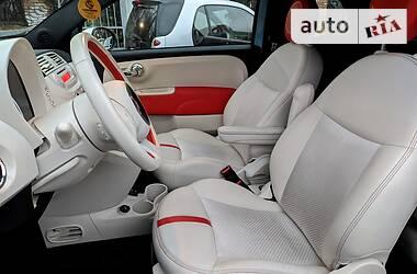Fiat 500e 2015 в Киеве