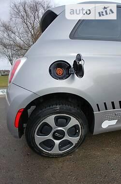 Fiat 500e 2015 в Львове