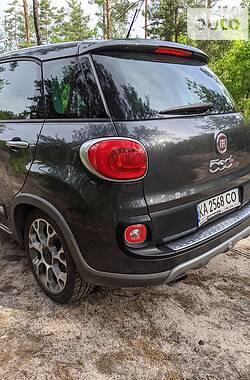 Универсал Fiat 500L 2013 в Киеве