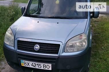 Fiat Doblo груз.-пасс. 2006 в Хмельницькому