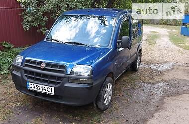 Fiat Doblo груз.-пасс. 2002 в Катеринополе