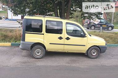 Fiat Doblo груз.-пасс. 2002 в Славском