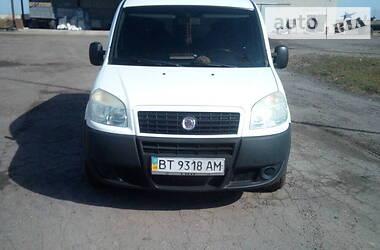 Fiat Doblo груз.-пасс. 2008 в Верхнем Рогачике