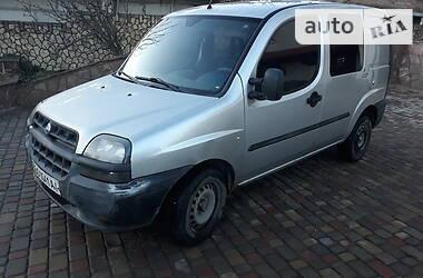 Fiat Doblo груз.-пасс. 2003 в Тернополе