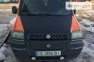 Fiat Doblo груз.-пасс. 2003 в Вижнице