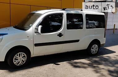 Легковой фургон (до 1,5 т) Fiat Doblo груз.-пасс. 2005 в Кременчуге