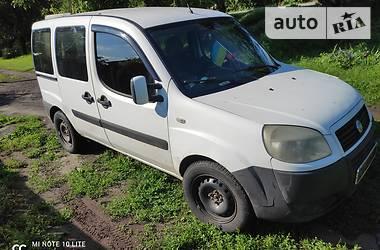 Универсал Fiat Doblo груз.-пасс. 2007 в Золотоноше
