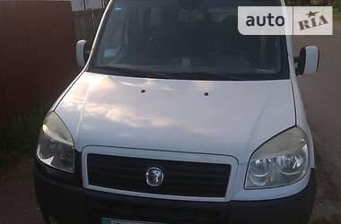 Минивэн Fiat Doblo груз.-пасс. 2007 в Черкассах