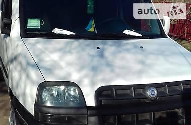 Fiat Doblo груз. 2003 в Тульчине
