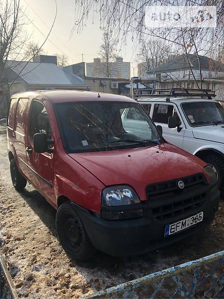 Fiat Doblo груз. 2006 року в Києві