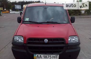 Fiat Doblo груз. 2001 в Киеве