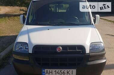 Fiat Doblo груз. 2002 в Мариуполе