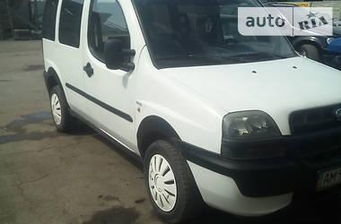 Fiat Doblo груз. 2002 в Житомире