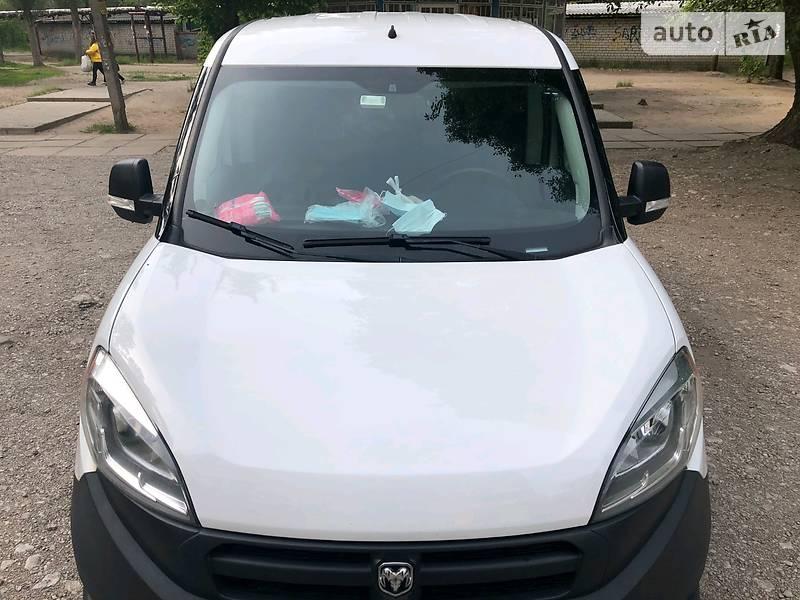 Fiat Doblo груз. 2016 в Днепре