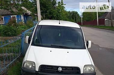 Fiat Doblo груз. 2003 в Могилев-Подольске