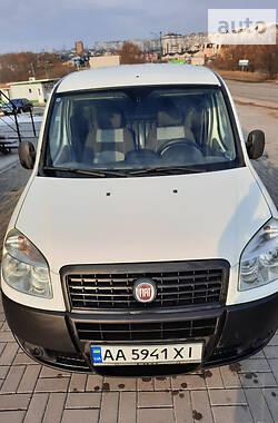 Легковой фургон (до 1,5 т) Fiat Doblo груз. 2008 в Хмельницком