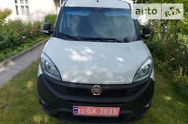Легковой фургон (до 1,5 т) Fiat Doblo груз. 2018 в Дубно