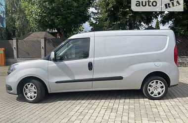 Легковий фургон (до 1,5т) Fiat Doblo груз. 2017 в Луцьку