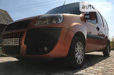 Легковий фургон (до 1,5т) Fiat Doblo груз. 2006 в Благовіщенську