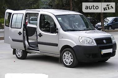 Fiat Doblo пасс. 2007 в Кременце