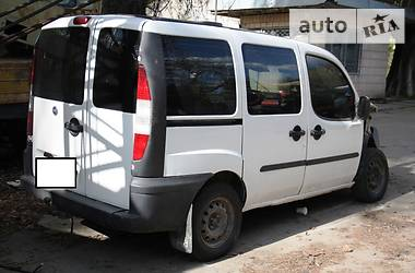 Fiat Doblo пасс. 2003 в Киеве